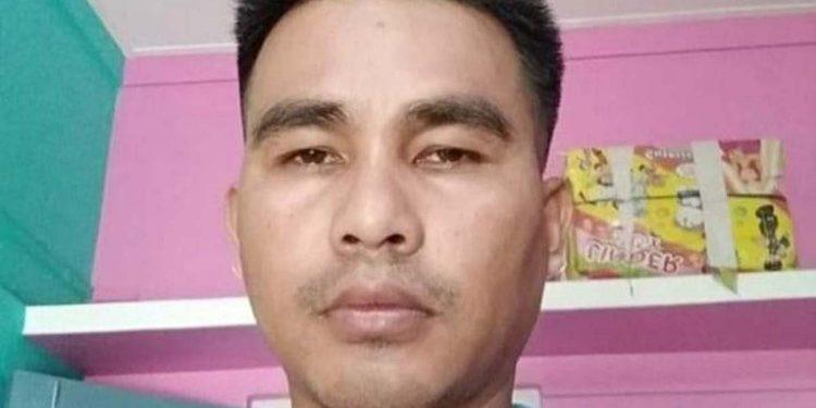 Army jawan Hardhan Chandra Roy