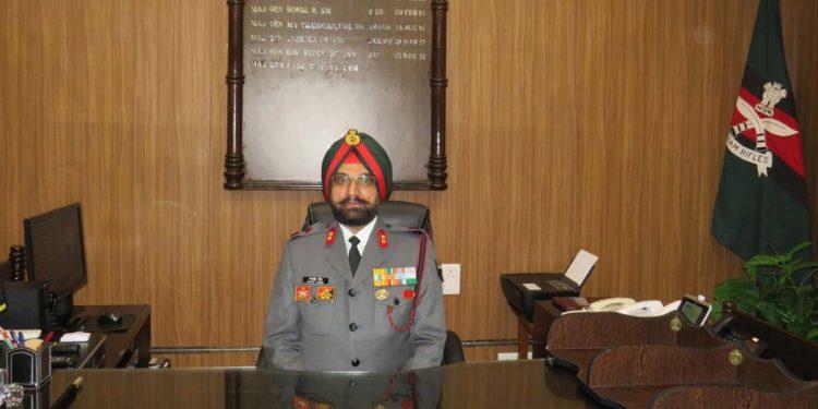 Assam Rifles Major General Ranjit Singh