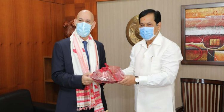Assam govt ties up with Israel for cooperation in agri sector 1