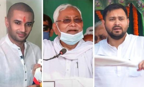 Exit polls say Tejashwi Yadav-led alliance ahead in Bihar 1