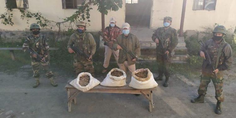 Brown Sugar worth Rs 287 crore seized
