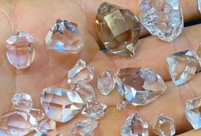 Diamond-like stones found in Nagaland's Mon dist 1