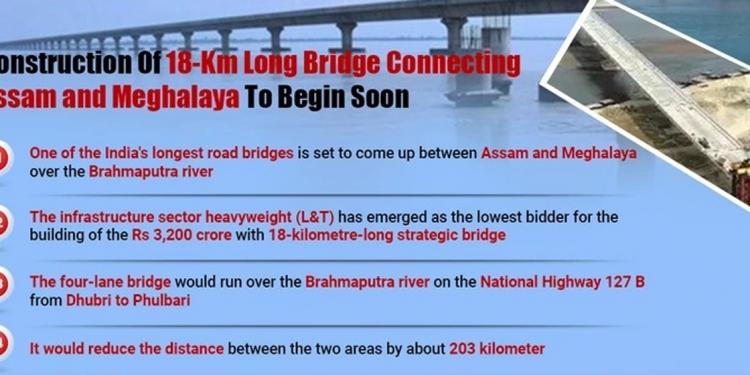 India's longest bridge