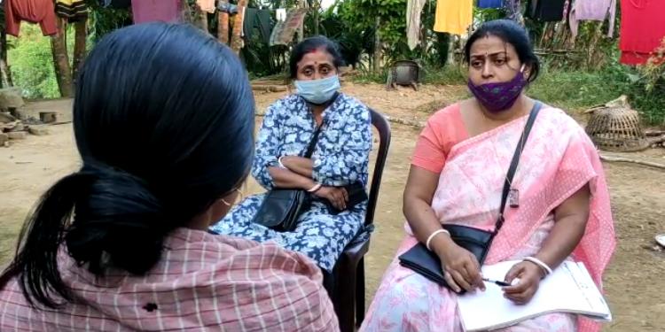 Gangrape victims