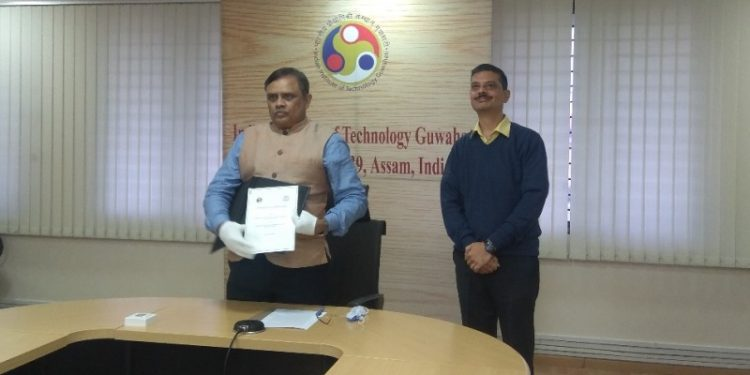 The two institutes signed the MoU on Friday.