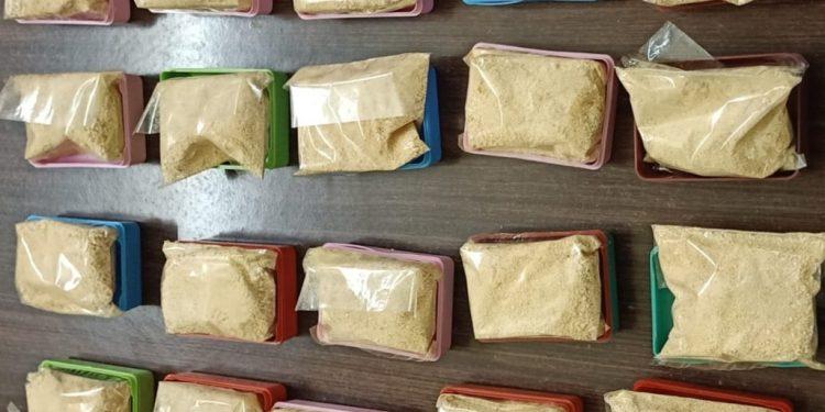 Heroin worth Rs 1.52 crore