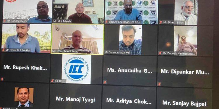 ICC-Tea Board of India