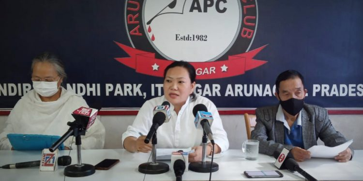 """Arunachal Pradesh Congress Committee general secretary Mina Toko asked the SEC to justify the """"adamant decision"""" on conducting the election during the pandemic."""