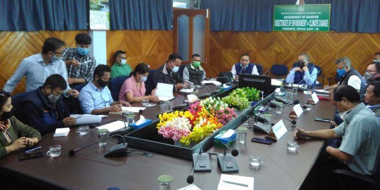 Manipur journalists