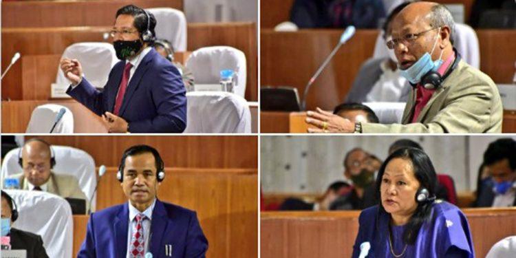 Meghalaya Assembly session