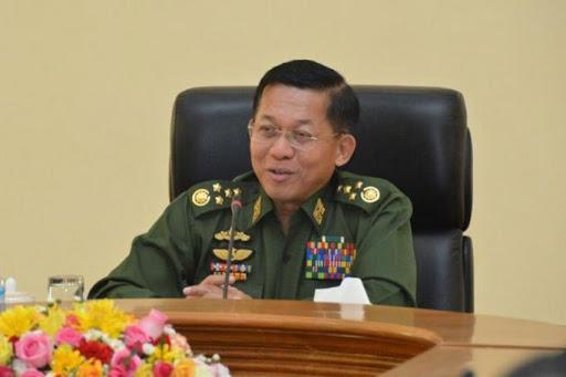 Military Chief's criticism-Photo Credit Mizzima