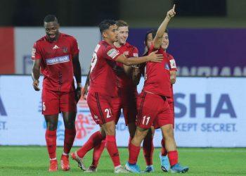 ISL 2020-21: NorthEast United FC hold Kerala Blasters to 2-2 draw 3