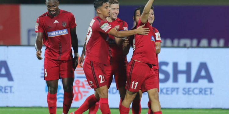 ISL 2020-21: NorthEast United FC ropes in Parimatch News as main sponsor 1