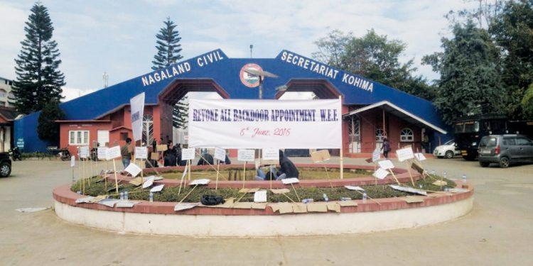 Covid-19: Nagaland govt shuts down Secretariat for 2 days 1