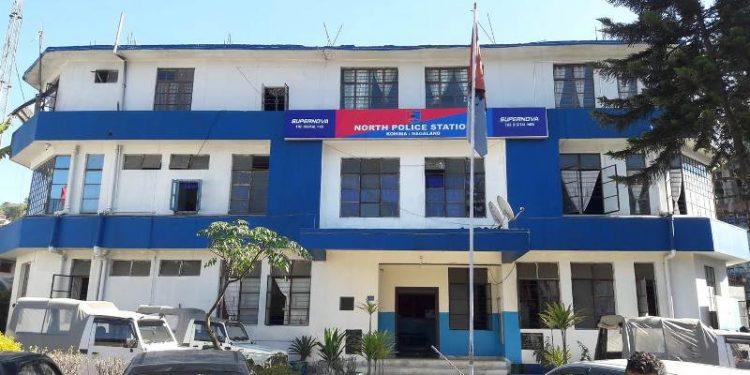 North police station Kohima.