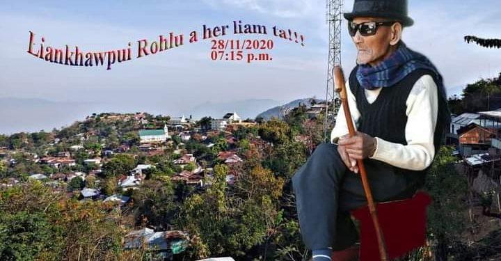 Mizoram's oldest man dies at the age of 110 1