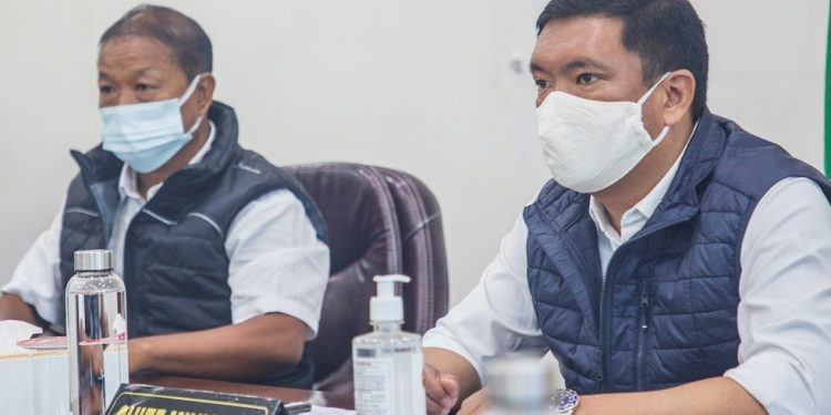 Chief minister Pema Khandu had last month announced that he would quit his post if the construction of the said portion of road is not completed by March 31 next year.