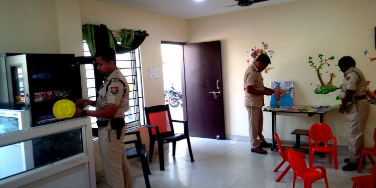 Assam: Child-friendly corner inaugurated at Rangiya Police Station 1