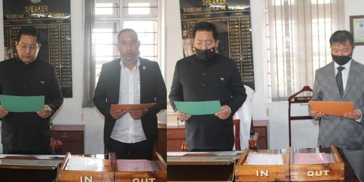 Nagaland Assembly Speaker