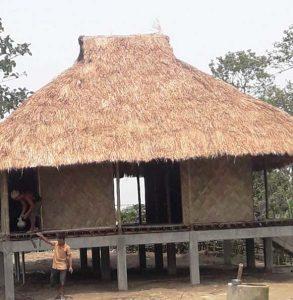 Assam Type House: The heat resistant Kheri Ghar  1