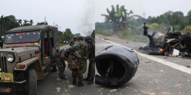 Tripura firing