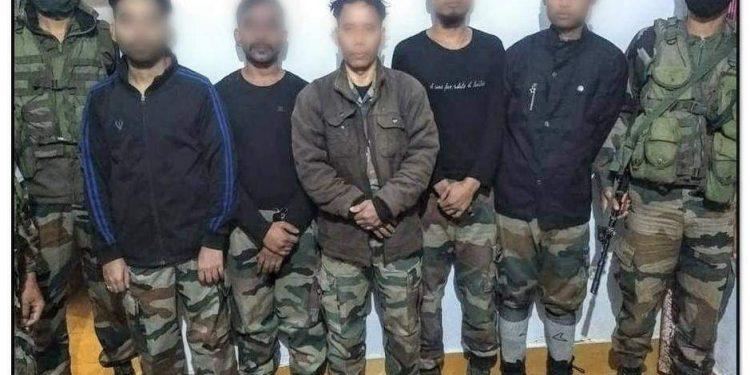 Army blacks out Meghalaya Police