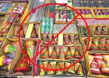 Ban On Diwali Firecrackers