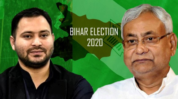 Bihar Assembly Election Results 2020: Early trends indicate grand alliance is ahead 1