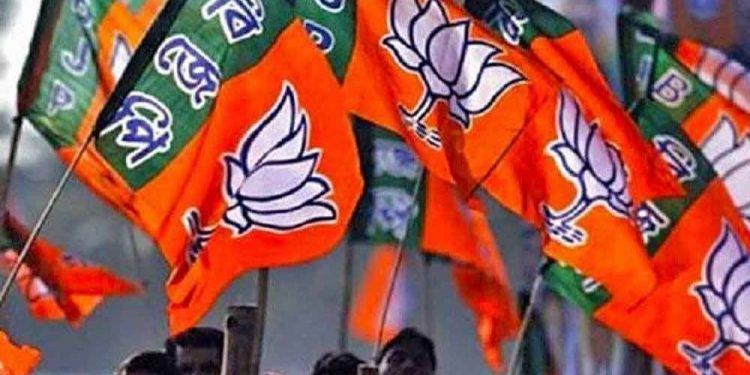 Assam BJP suspends woman leader for assaulting police official 1
