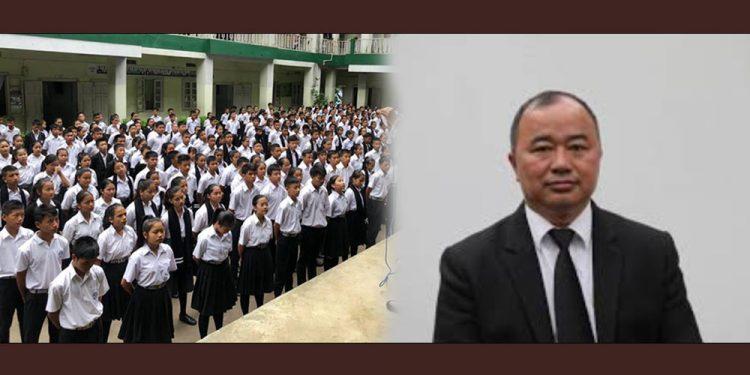 Mizoram: Schools