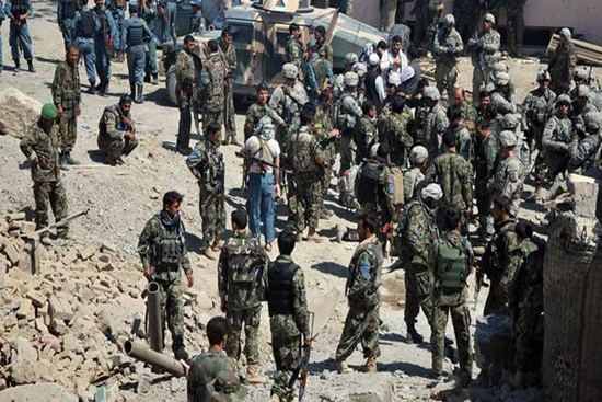 At least 30 police killed, over 20 injured in car bomb explosion in Afghanistan 1