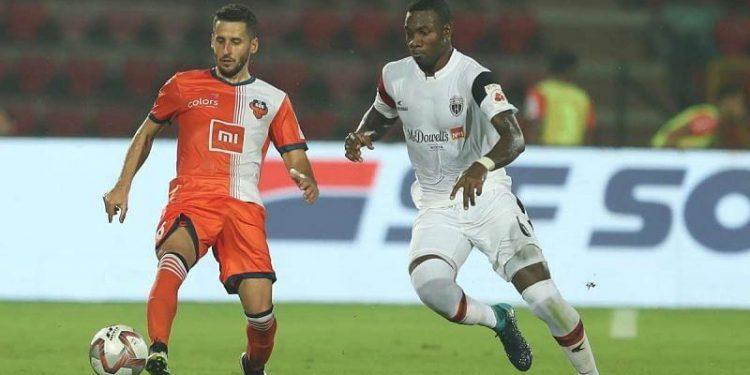 ISL 2020-21: FC Goa hold NorthEast United FC to 2-2 draw 1