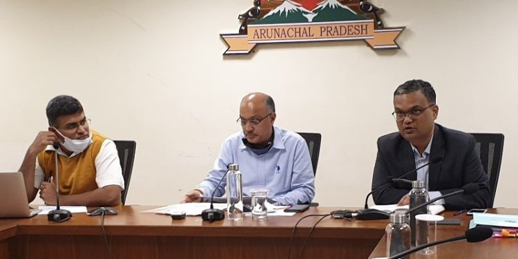 Arunachal: Chief Secretary asks DCs to prepare for Covid-19 immunisation 1