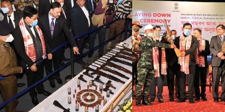 Assam CM Sonowal