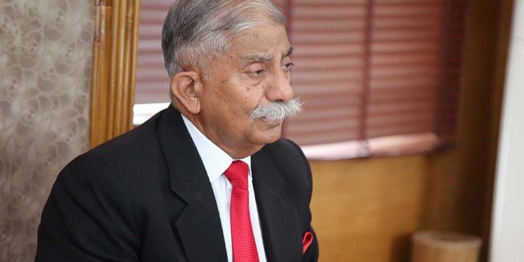 Arunachal Pradesh Governor Brig (Retd) BD Mishra .
