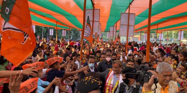 Assam: Campaigning for first phase of BTC polls ends 1