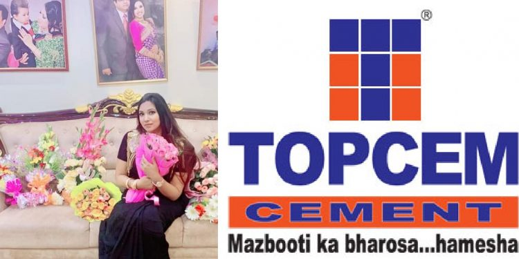 Topcem Cement has appointed Munera Azam as its senior manager, marketing & sales.