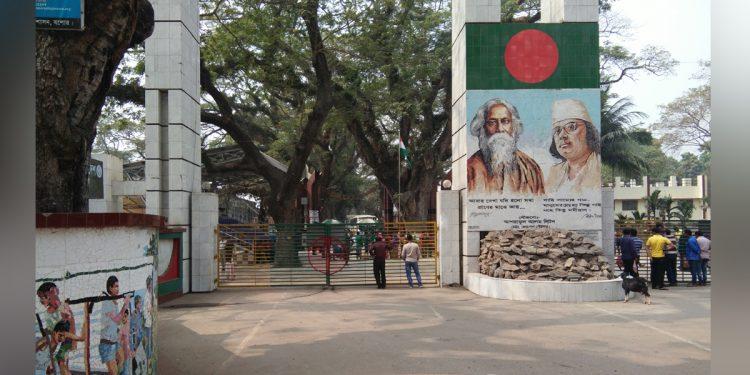 Benapole Indo-Bangla border gate