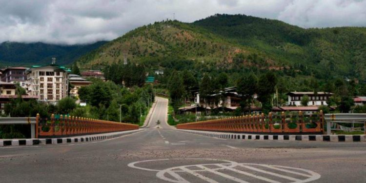 Bhutan Prime Minister Lotay Tshering announced the lockdown within Thimphu city with immediate effect.