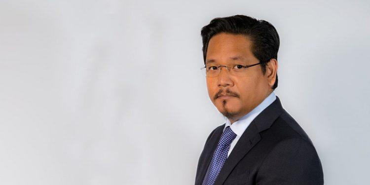 Meghalaya Chief Minister Conrad Sangma tests COVID-19 positive.