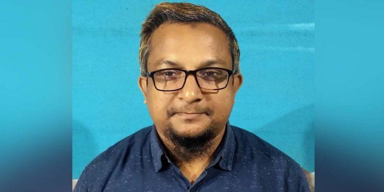 Dhubri scientist Dr. Faizuddin Ahmed.