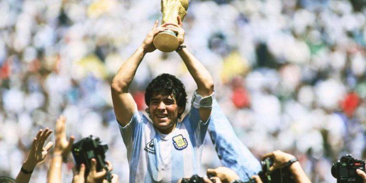 Diego Maradona India