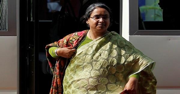 Bangladesh's Foreign Minister Dipu Moni