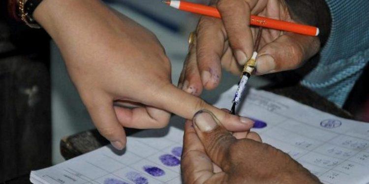 Assam: Voting underway for Tiwa Autonomous Council 1