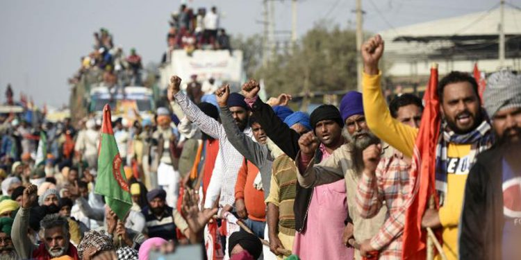 Talks between the protesting farmers and the Government seem to have hit a deadlock as the protests entered its 16th day on Friday.