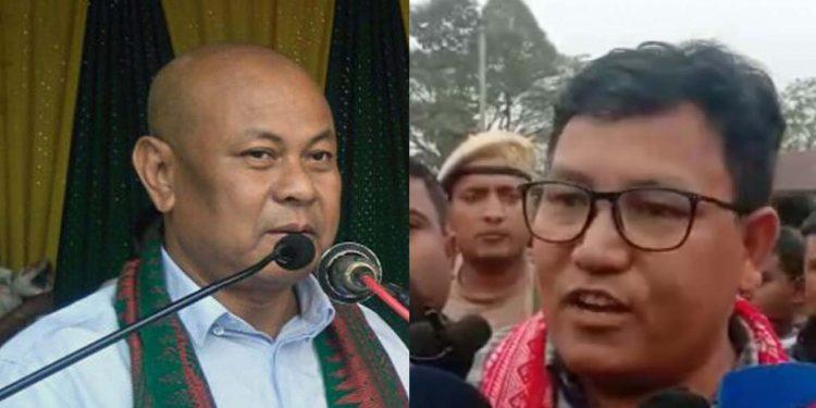 Hagrama Mahilary and Pramod Boro