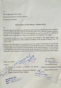 'Fearless' Manipur cop Thounaojam Brinda returns gallantry award 5