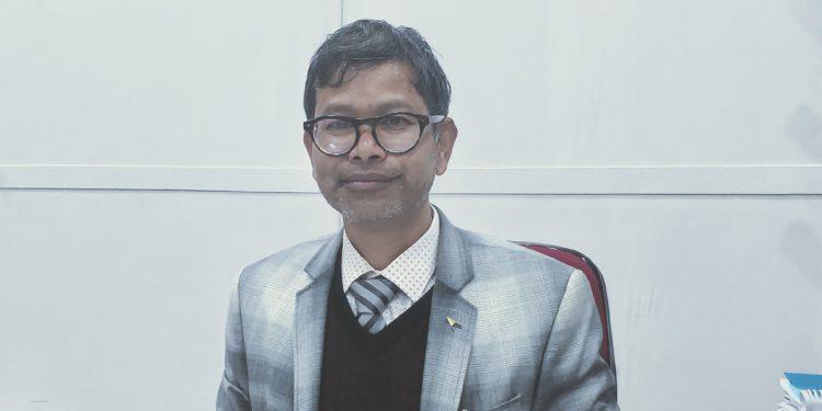 Meghalaya Education Minister Lahkmen Rymbui.