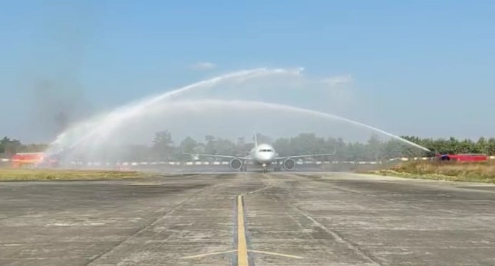 Nagaland: IndiGo launches Delhi-Dimapur direct flight 1