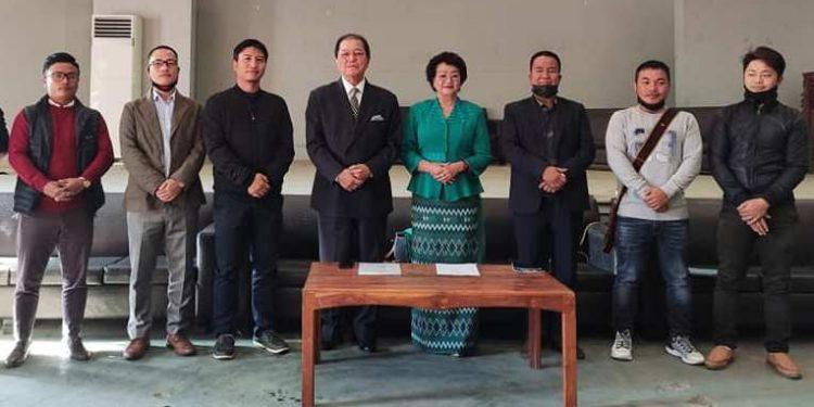 Politics should be prepared as where Jesus can take part, says ex-Mizoram CM Lal Thanhawla 1